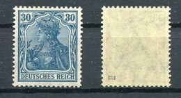 Deutsches Reich Michel-Nr. 144II Postfrisch - Geprüft - Ungebraucht