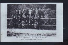FETE DU 10 OCTOBRE 1921 USINE CORDIER          NEW - Evénements