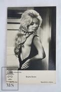 1950's Vintage Real Photo Cinema Film Actress: Brigitte Bardot UFA Film - 14 X 9 Cm - Fotos