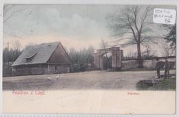 POZDRAV Z LANU - Hajovna 1902 - Lana In Böhmen - Lany - Repubblica Ceca
