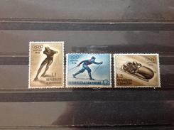 San Marino - Postfris / MNH - Serie Olympische Spelen 1955