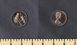 British Virgin Islands 1 Cent 1977 - Iles Vièrges Britanniques