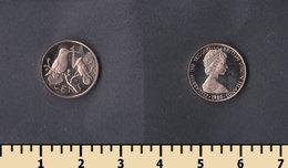 British Virgin Islands 1 Cent 1980 - Iles Vièrges Britanniques