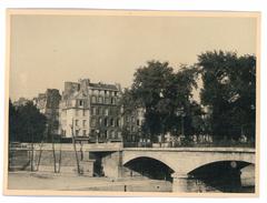 PHOTO PAPIER FORT PARIS V 1942 - Luoghi