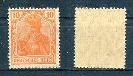 Deutsches Reich Michel-Nr. 141 Postfrisch - Deutschland