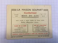 17K/4 - Mobilier Maison Soupart Bois Du Luc - M