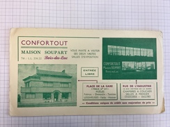 17K/4 - Mobilier Maison Soupart Bois Du Luc - Blotters