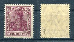 Deutsches Reich Michel-Nr. 148II Postfrisch - Geprüft - Deutschland