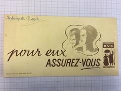 17K/4 -  Compagnie RVS Avec écriture - Banque & Assurance