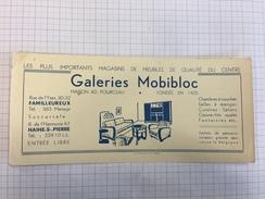 17K/4 - Meubles Mobibloc Succursale Haine Saint Pierre Familleureux Manage - M