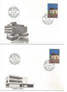 LES BUREAUX DE POSTE DE LA PRINCIPAUTE DU LIECHTENSTEIN TOUTES SCANEES. - Lots & Kiloware (mixtures) - Max. 999 Stamps