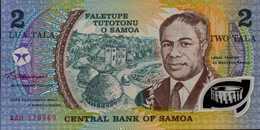 SAMOA 2 TALA De 199?nd   Pick 31  UNC/NEUF - Samoa