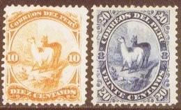 06498 Peru 104/105 Lhama Sol Nn - Peru
