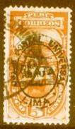 06504 Peru Taxa 23 Lhama Navio U - Peru