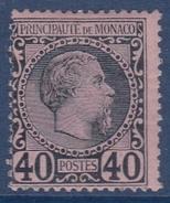 Monaco N°7 - Neuf * - TB - Monaco