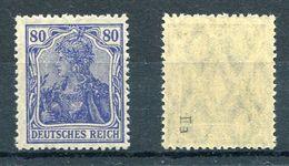 Deutsches Reich Michel-Nr. 149IIa Postfrisch - Geprüft - Deutschland