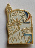 D   )       U S A 1492...OISE 1992.......signé RFC - Altri