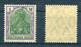 Deutsches Reich Michel-Nr. 150 Postfrisch - Ungebraucht