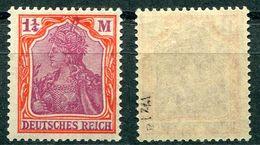 Deutsches Reich Michel-Nr. 151a Postfrisch - Geprüft - Ungebraucht