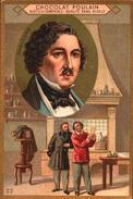 1 Chromos Gaufré - Poulain - Daguerre - Bill-498C - Poulain