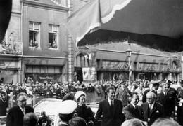REAL Photo / ROYALTY / Belgique / Roi Baudouin / Koning Boudewijn / Joséphine Charlotte De Luxembourg / 1967 - Namen