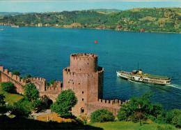 ISTAMBUL  VE  SAHESERLERI    THE  FORTRESSE  AND THE  BOSPHERUS      (NUOVA) - Turchia