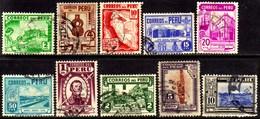 06910 Peru 356/65 Diversos U - Peru