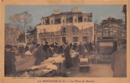 ¤¤  -   LA MONTAGNE   -  La Place Du Marché    -  ¤¤ - La Montagne