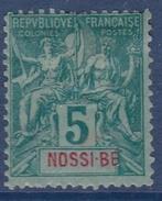 Nossi-Bé N°30 - Neuf * - B/TB - Nossi-Bé (1889-1901)