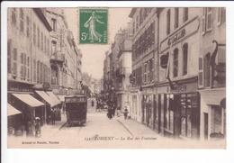 CPA - LORIENT - La Rue Des Fontaines - Lorient