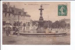 CPA - GUERET - Place Bonnyaud - Guéret