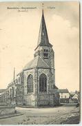 DEP 78 BOUVIERS GUYANCOURT EGLISE - Guyancourt