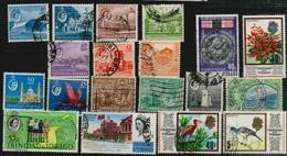 Trinidad And Tobago, Gestempelte Werte, Siehe  Scan - Trinidad & Tobago (1962-...)