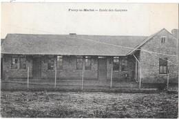FLAVY-le-MARTEL --Ecole Des Garçons -Tres Bon état - France