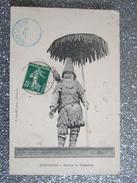 ROBINSON / STATUE DE ROBINSON / JOLIE CARTE 1908 /P. JAVELLE - Francia