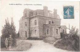 FLAVY-le-MARTEL --La Sucrerie -Tres Bon état - Francia