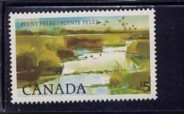 CANADA. 1984 # 937,   NATIONAL PARK: POINTE PELEE          SINGLE MNH - Neufs