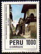 07521 Peru 793 Fundação De Cuzco U - Peru