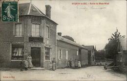 27 - NOJEON-LE-SEC - Café Levreux - France