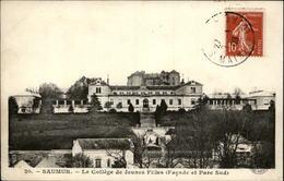 49 - SAUMUR - Collège De Jeunes Filles - Saumur