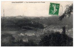 78 - CHATEAUFORT --  Vue Générale Prise De La Trinité - Autres Communes