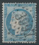 Lot N°35883   Variété/n°37, Oblit GC 3997 TOURS (36), Nuage Face A La Bouche - 1870 Siege Of Paris