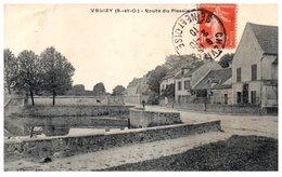 78 - VELIZY --  Route  Du Plessis - Velizy