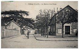 78 - VELIZY -- La Mairie Et Les Ecoles - Velizy