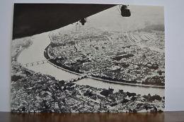 Germany Luftschiff LZ127 Graf Zeppelin 6 October 1929 Basel Suisse Postcard 64 - Germany