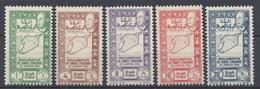 SYRIE - 1944 - Série Poste 266 à 270 - Neufs - XX - MNH - TB - - Syrie (1919-1945)