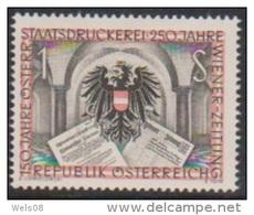 """Österreich 1954: """" Staatsdruckerei""""  Postfrisch (sieheFoto(Scan) - 1945-.... 2nd Republic"""