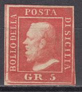1859  Sassone Nº 11 - Sicile