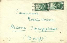 """Busta Pubblicitaria """"Ospedale Evangelico Internazionale"""" Genova - Pubblicitari"""