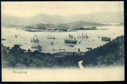 Cpa D' Asie Hongkong    ....  Hong Kong   GX55 - Chine (Hong Kong)